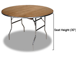 36'' Round Tables